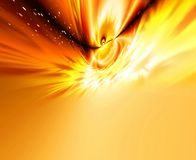 Abstract sunny background royalty free illustration
