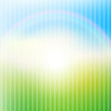 Abstract sunny background Stock Image