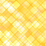 Abstract Sunny Squares Royalty-vrije Stock Foto