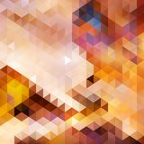 Abstract sunset autumn background card. Royalty Free Stock Photo