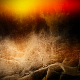 Abstract sunset background Stock Images