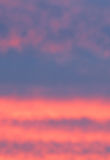 Abstract sunset Stock Images