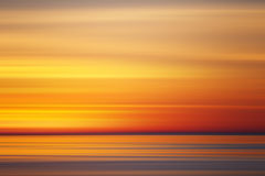 Abstract sunset colors, Stock Image