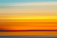Abstract sunset colors,. Blurred background, art design element Stock Photos