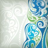 Abstract Surf Royalty Free Stock Images