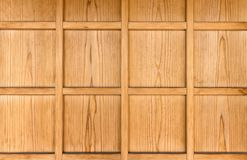 Template of wood board Royalty Free Stock Photography