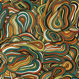 Abstract surrealistic colorful background.Vector Royalty Free Stock Images