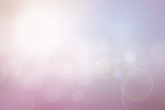 Abstract sweet color blurred background stock image