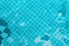 Free Abstract Swimming Pool Bottom Caustics Ripple And Flow With Waves Background. Summer Background. Texture Of Water Surface. Stock Photography - 161597832