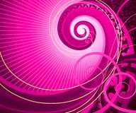 Abstract swirl. Stock Photos