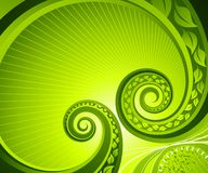 Abstract swirl. Beautiful vector illustration Royalty Free Stock Photography