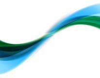Abstract Swirl vector illustration