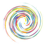 Abstract Swirl Background For Your Design Stock Photo