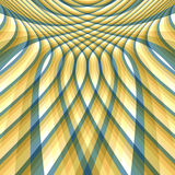Abstract swirl background. Pattern with optical illusion. Vector Stock Photos