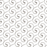 Abstract swirl background. Abstract swirl seamless pattern.Wallpaper background.Vector illustration Royalty Free Stock Images