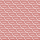 Abstract swirl background. Abstract swirl seamless pattern.Wallpaper background.Vector illustration Stock Photography
