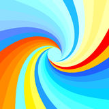 Abstract swirl background. Vector illustration Royalty Free Stock Photography