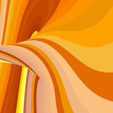 Abstract swirl background. Vector illustration Stock Images