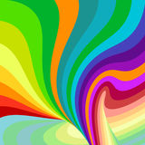 Abstract swirl background. Vector illustration Royalty Free Stock Photo