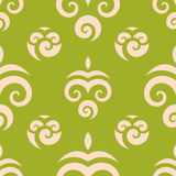 Abstract swirl pattern Royalty Free Stock Photos