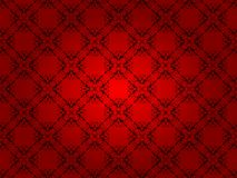 Abstract Swirl Red Background Royalty Free Stock Image