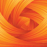 Abstract Swirled Background Stock Image