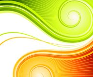 Abstract swirls. Royalty Free Stock Photography
