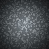 Abstract swirls pattern Stock Image