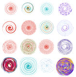 Abstract swirls Royalty Free Stock Photography