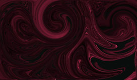 Abstract Swirls Wallpaper. Abstract Swirls Background Wallpaper with black background Stock Photo