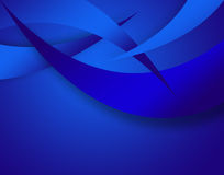 Abstract Swoosh Layout Stock Images