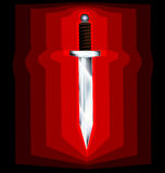 Abstract sword Royalty Free Stock Images