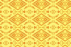 Abstract symbols. Abstract background with Egyptian hieroglyphs Vector Illustration