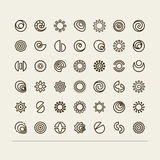 Abstract symbols Stock Images
