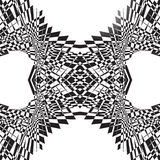 Abstract symmetric geometric pattern. Can be repeated. Stock Photos