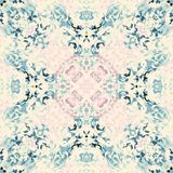 Abstract symmetric pattern Stock Image
