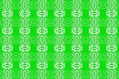 Abstract symmetrical background. Abstract symmetrical green and white background - vector pattern, Abstract leaves - vector background Stock Photo