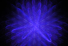 Abstract symmetrical fractal Stock Images