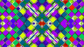 Abstract symmetry and colors Royalty Free Stock Photos