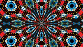 Abstract symmetry techlonogy kaleidoscope, 3d render backdrop, computer generating. Abstract symmetry techlonogy kaleidoscope, 3d rendering backdrop, computer Royalty Free Stock Photos