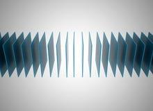 abstract tła błękit kwadrat ilustracja wektor
