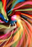 abstract tła światło Obrazy Royalty Free