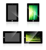 Abstract Tablet Royalty Free Stock Image