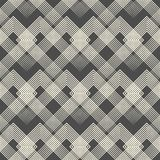 Abstract Tartan Ornament. Endless Vintage Wallpaper. Fashion Graphic Design Stock Photo