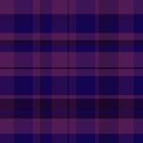 Abstract tartan seamless. Purple and violet Stock Photos