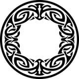 Abstract Tattoo Round Art Nouveau Stock Photos