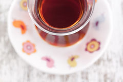 Abstract of tea Royalty Free Stock Images
