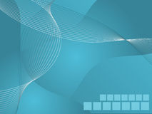 Abstract Teal Royalty Free Stock Photos