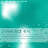 Abstract teal background royalty free illustration