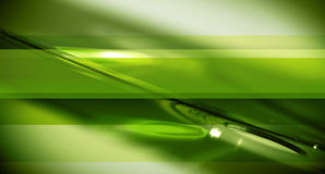 Abstract Tech Background. Green Abstract Technology Background Graphic